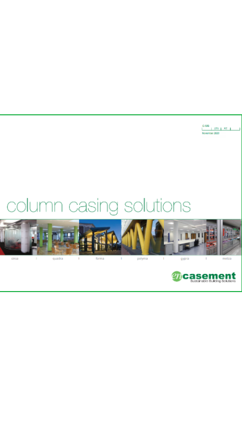 Column casing solutions Brochure