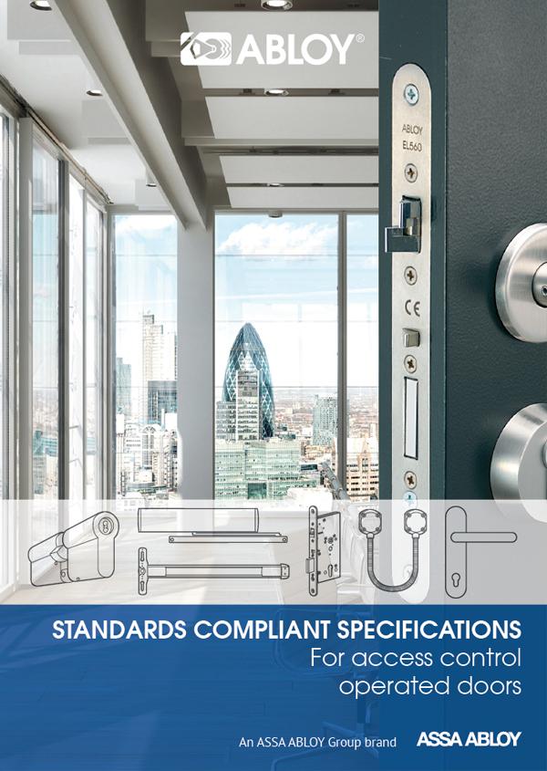 Standards compliant specifications Brochure