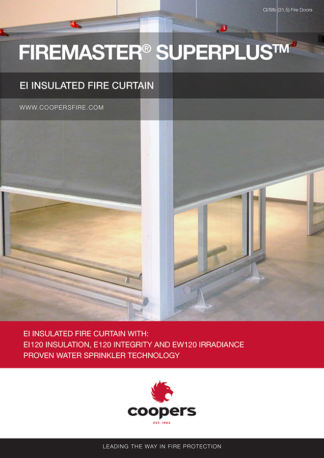 FireMaster® SuperPlus™ Brochure