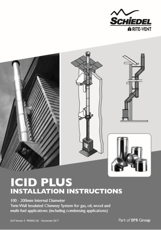 ICID Plus Installation Instructions Brochure