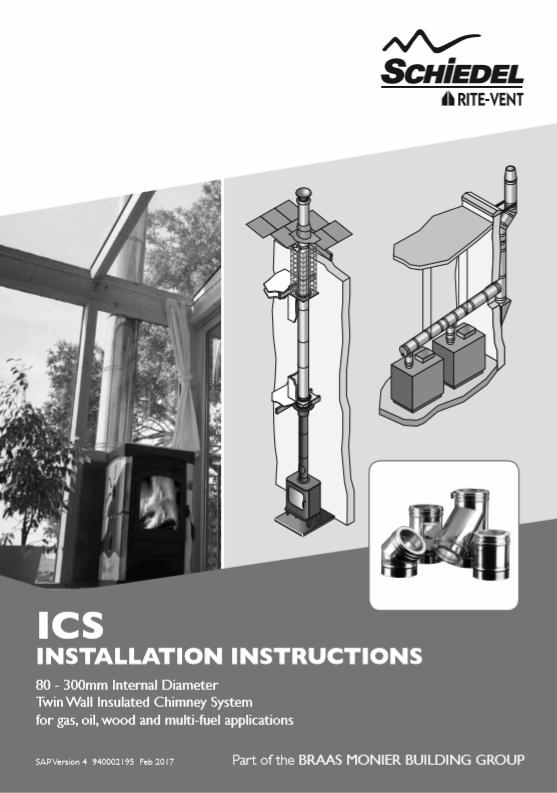 ICS Installation Instructions Brochure
