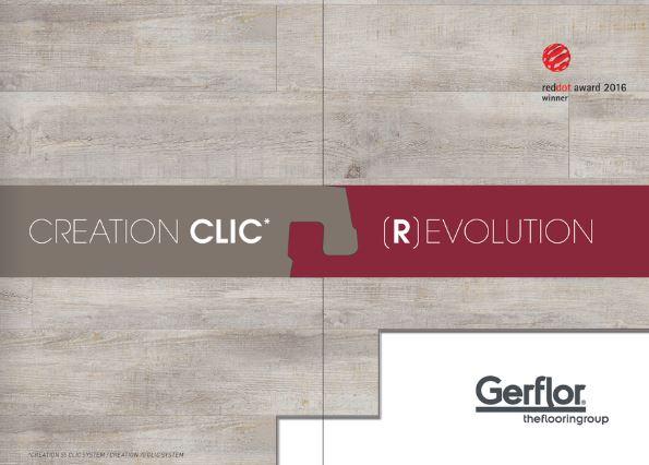 Creation Clic Revolution Brochure