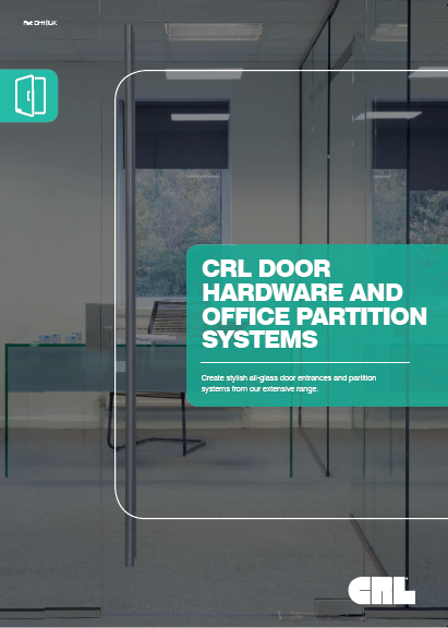 Door hardware and office partition systems Brochure