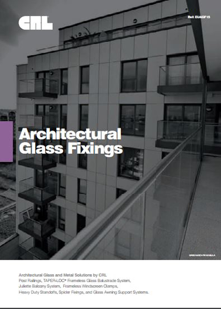Architectural Glass Fixings Brochure