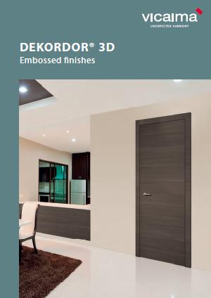 DEKORDOR® 3D Brochure