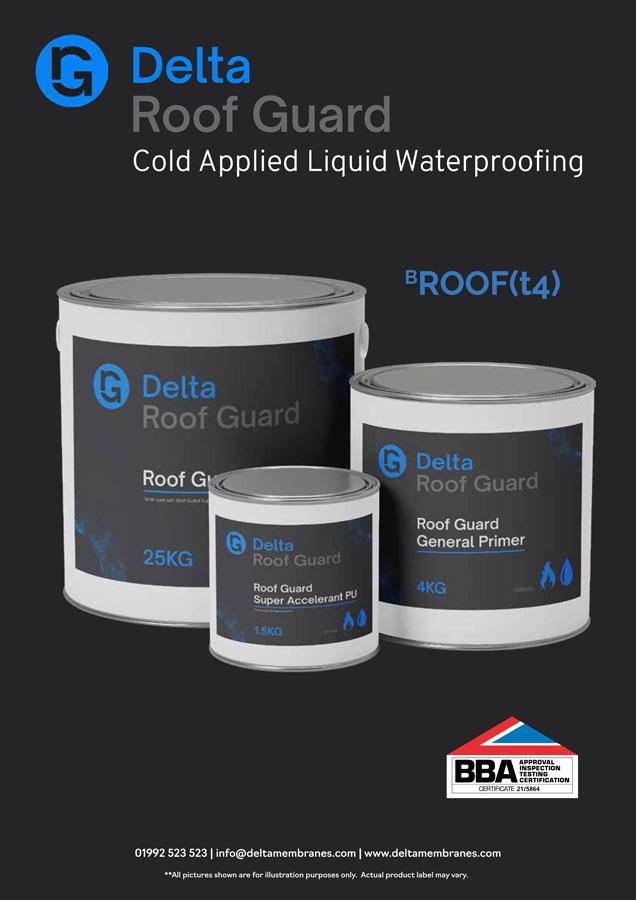 Delta Roof Guard Brochure