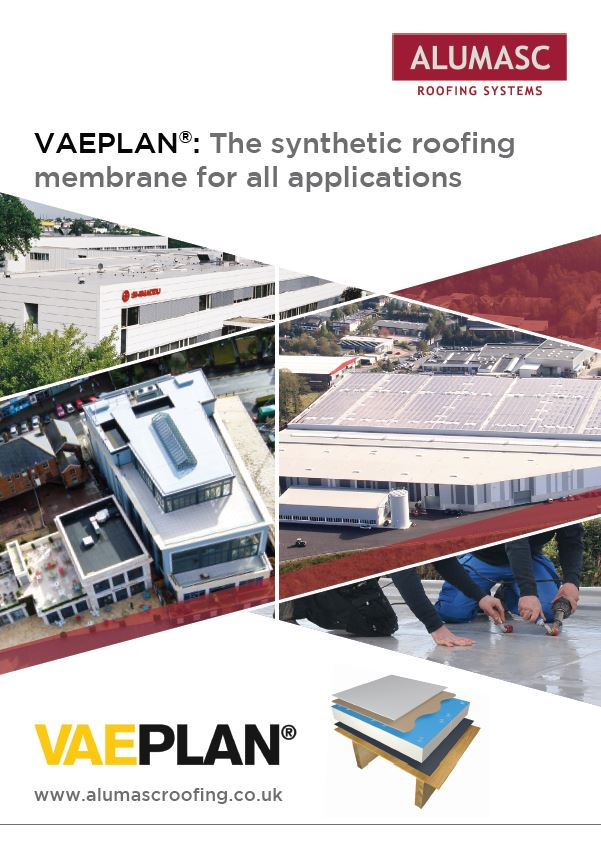 Derbigum VAEPLAN Single Ply Brochure Brochure