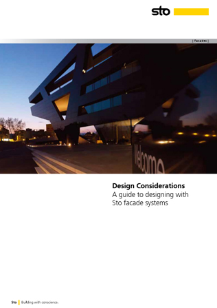 Design Considerations Brochure