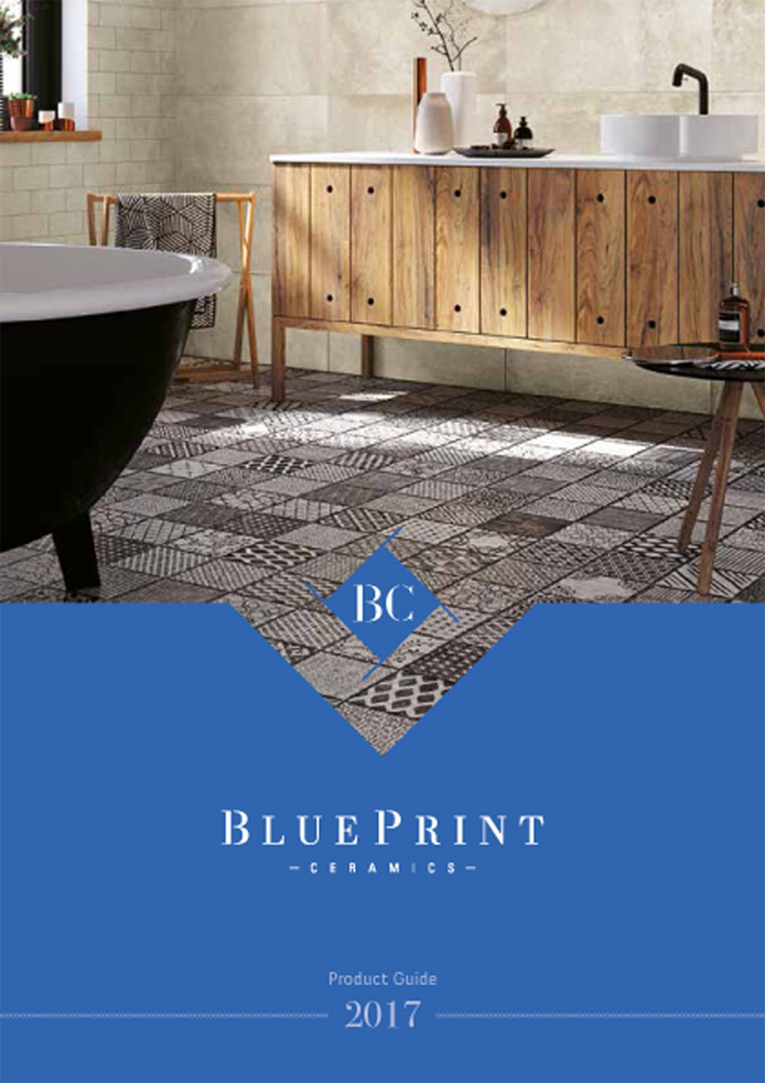 BluePrint Ceramics Product Guide Brochure