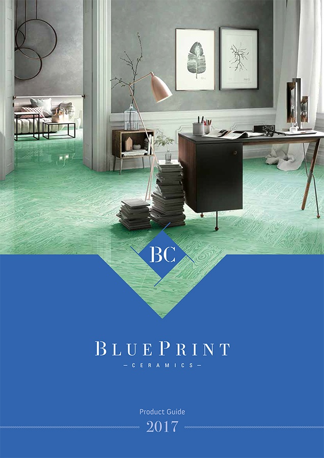 Blueprint Ceramics Product Guide 2017 Brochure