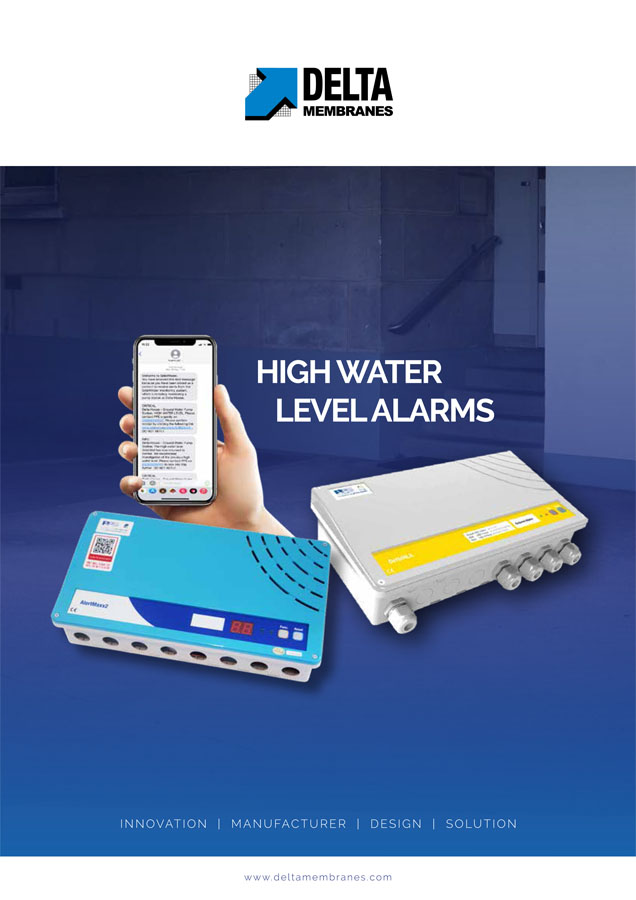 HIGH WATER LEVEL ALARMS Brochure