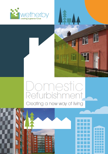 Domestic Refurbishment Brochure