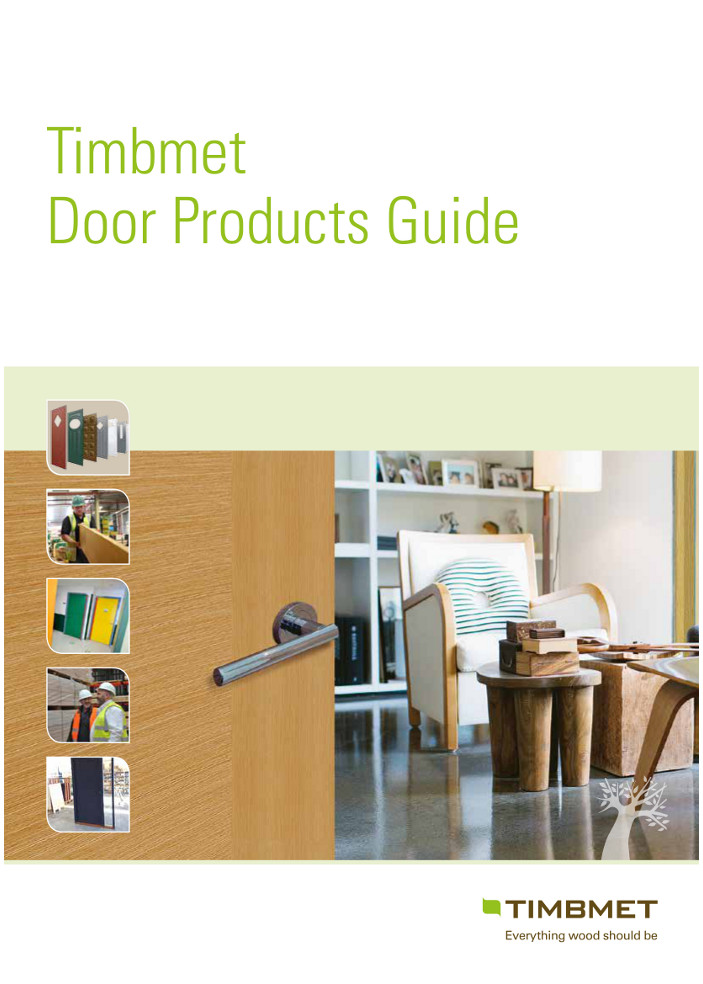 Door Products Guide Brochure