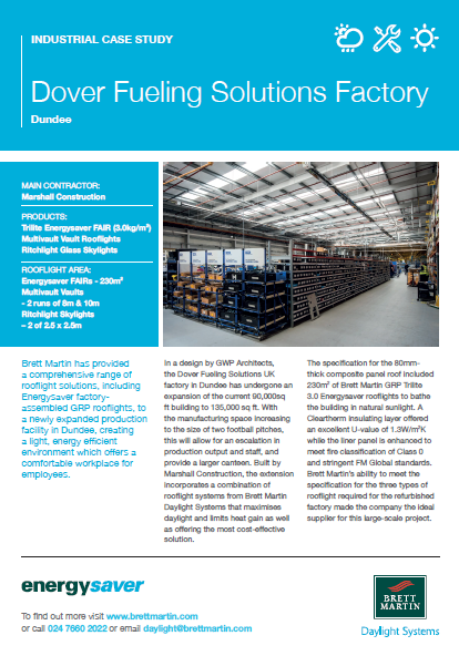 Dover Fueling Solutions Factory Brochure