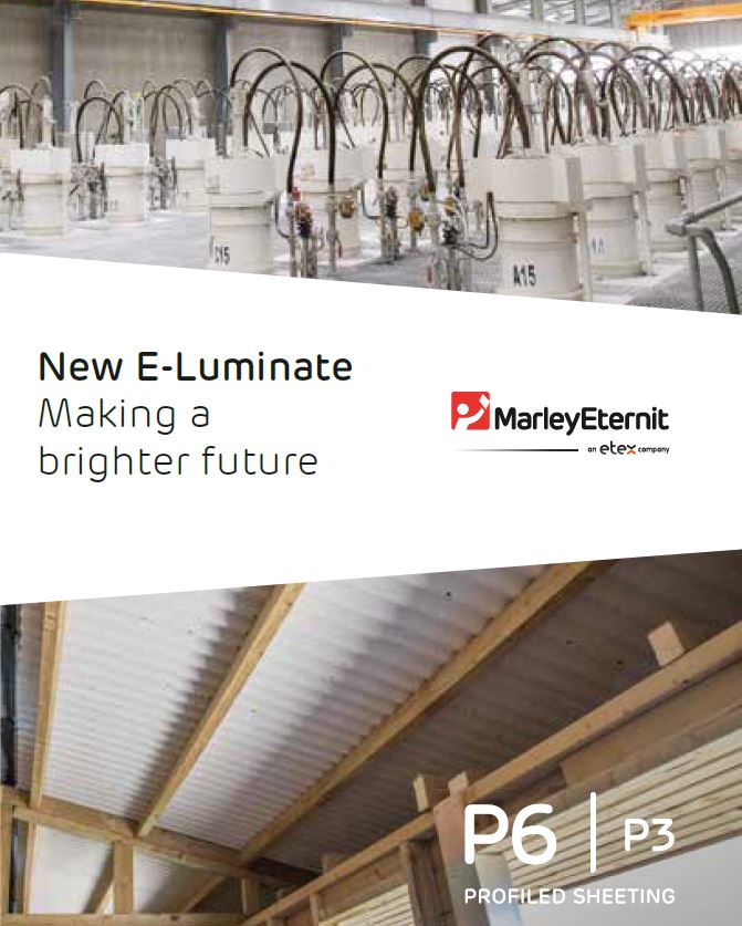 New E-Luminate Making a brighter future Brochure