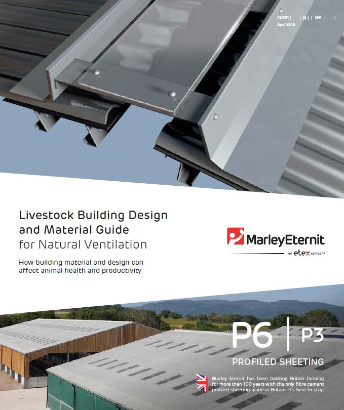 Livestock Building Design and Material Guide for Natural Ventilation Brochure