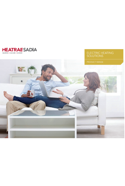 Electric Heating Solutions Product Range Brochure