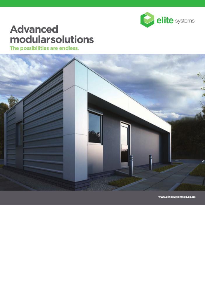 Advanced modular solutions Brochure