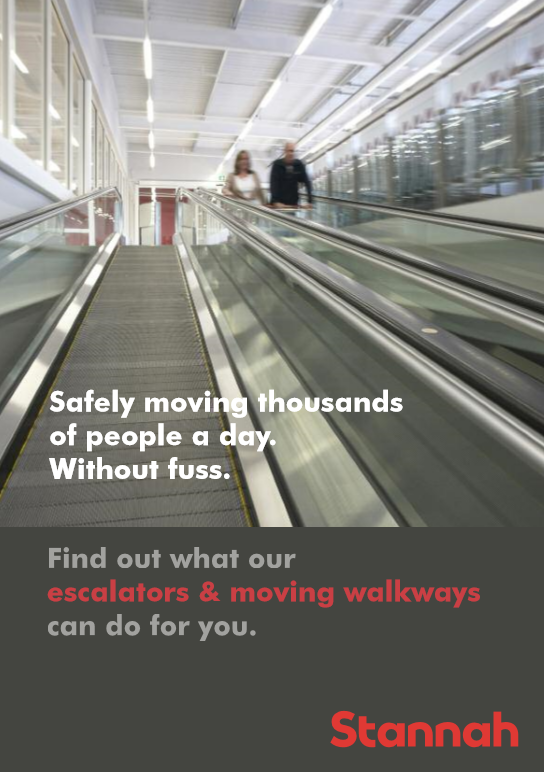 Escalators & Moving Walkways Brochure Brochure