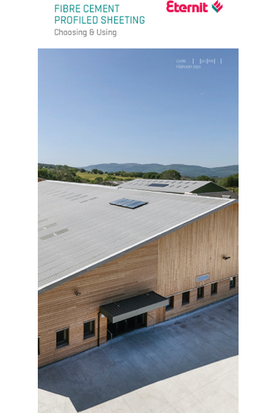 Fibre Cement Profiled Sheeting Brochure