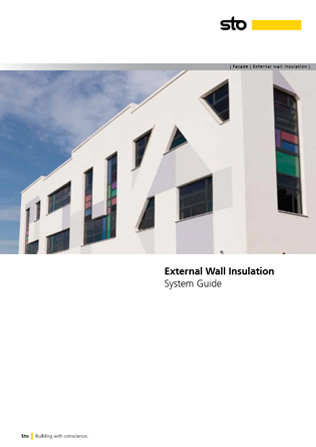External Wall Insulation Brochure