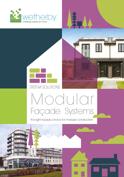 Modular Facade Systems Brochure
