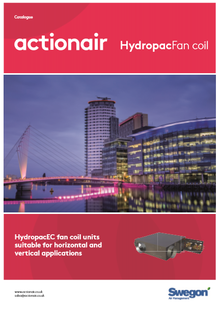 Actionair Fancoil Unit Brochure