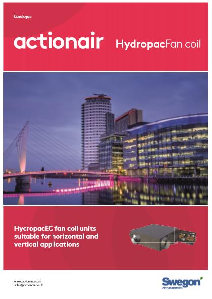 Actionair Fancoil Unit Brochure
