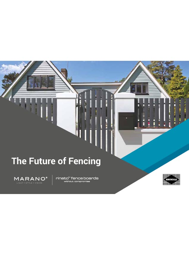The Future of Fencing  Brochure