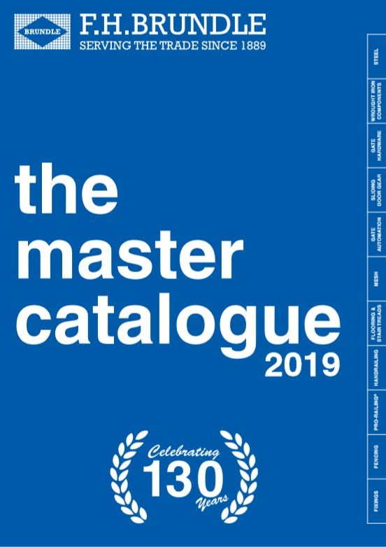The FH Brundle Master Catalogue Brochure