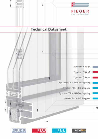 Fieger Technical Datasheet Brochure