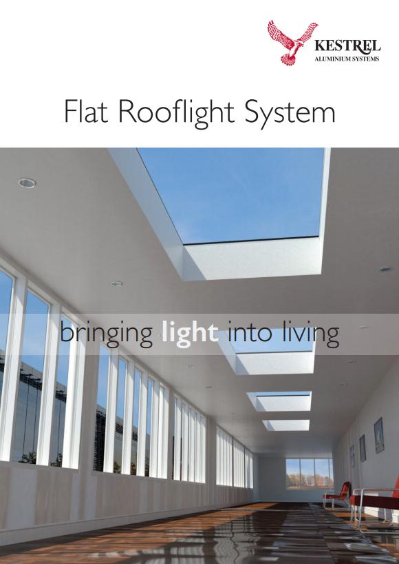Flat Rooflight System Brochure