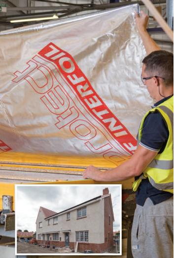 Four Seasons affordable housing scheme Brochure