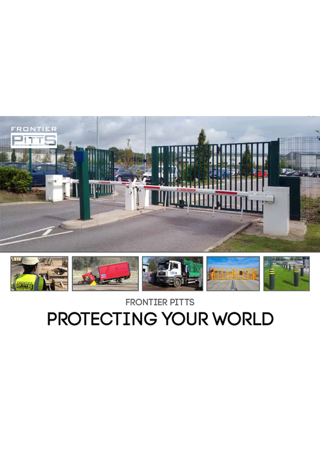 Protecting Your World Brochure