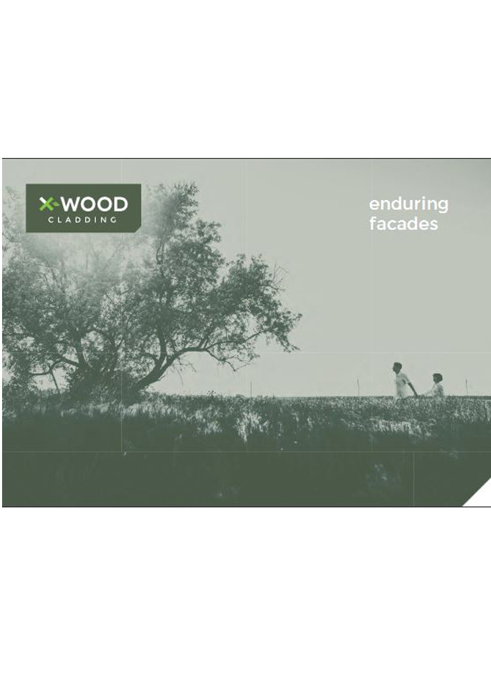 Freefoam - X Wood Cladding Brochure