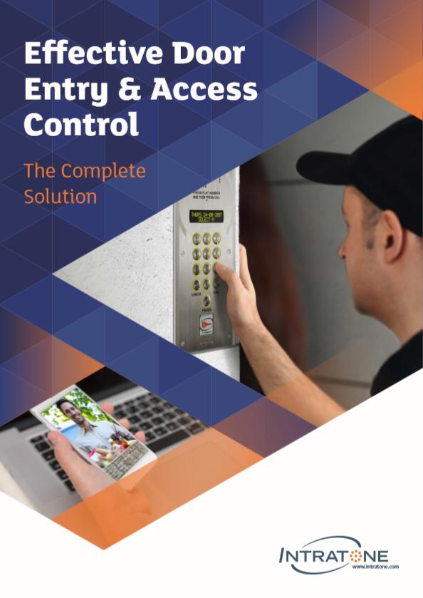 Effective Door Entry Access Control Brochure Specification