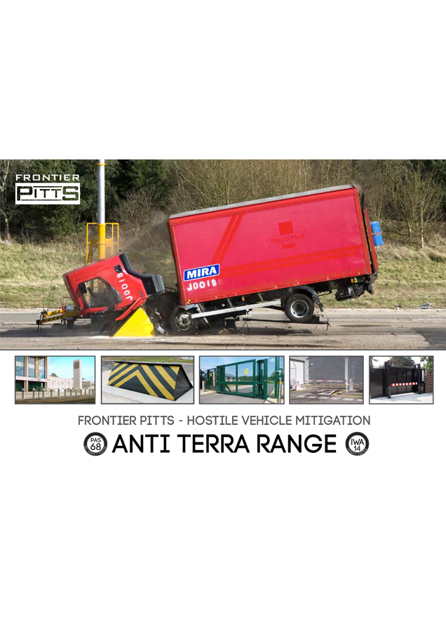 Anti Terra Range Brochure