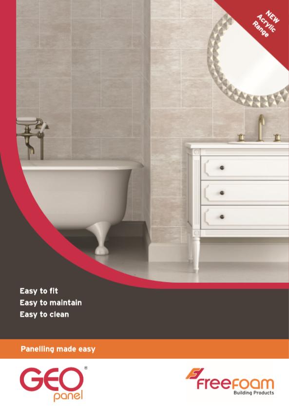 Geopanel Brochure 2018 Brochure