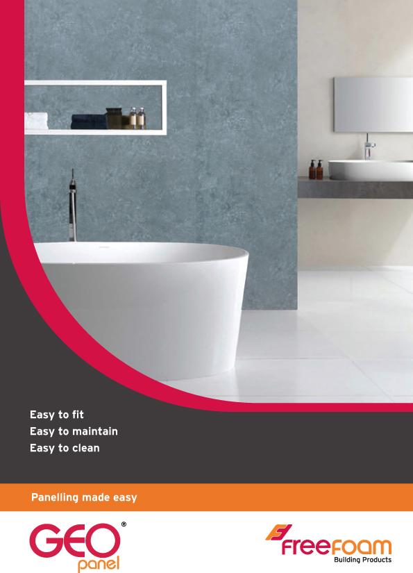 Geopanel Brochure Brochure