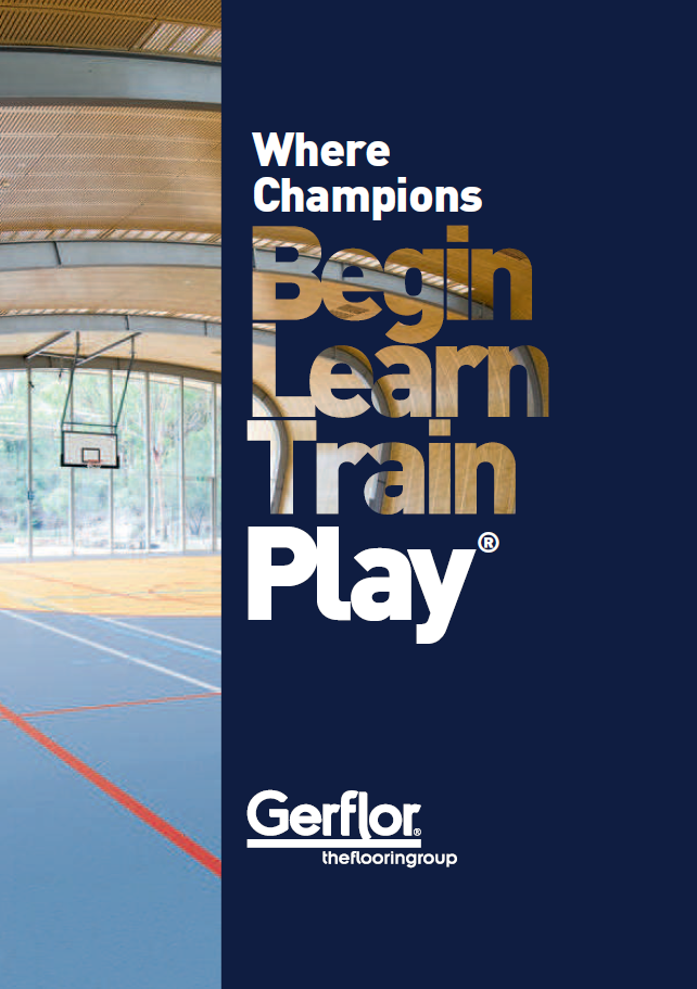 Where Champions Begin, Learn, Train and Play Brochure