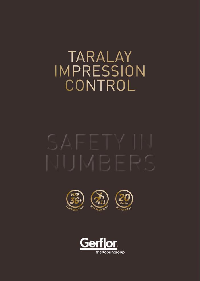 Taralay Impression Control Brochure