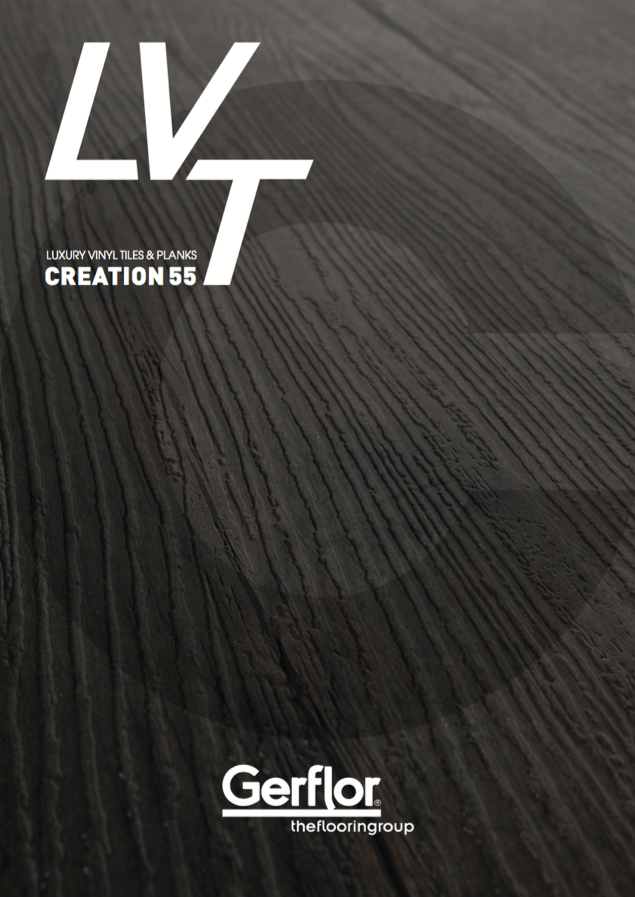 Creation 55 LVT Brochure