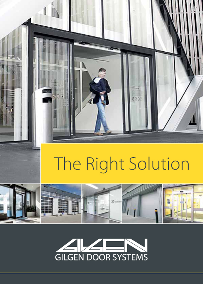 Automatic Doors Brochure