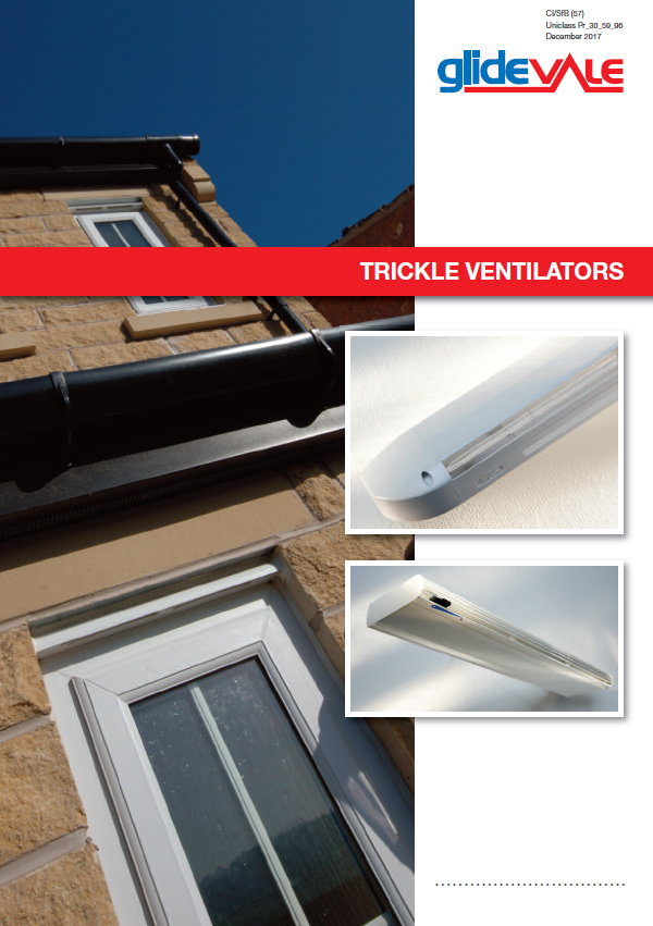 Trickle Ventilators Brochure