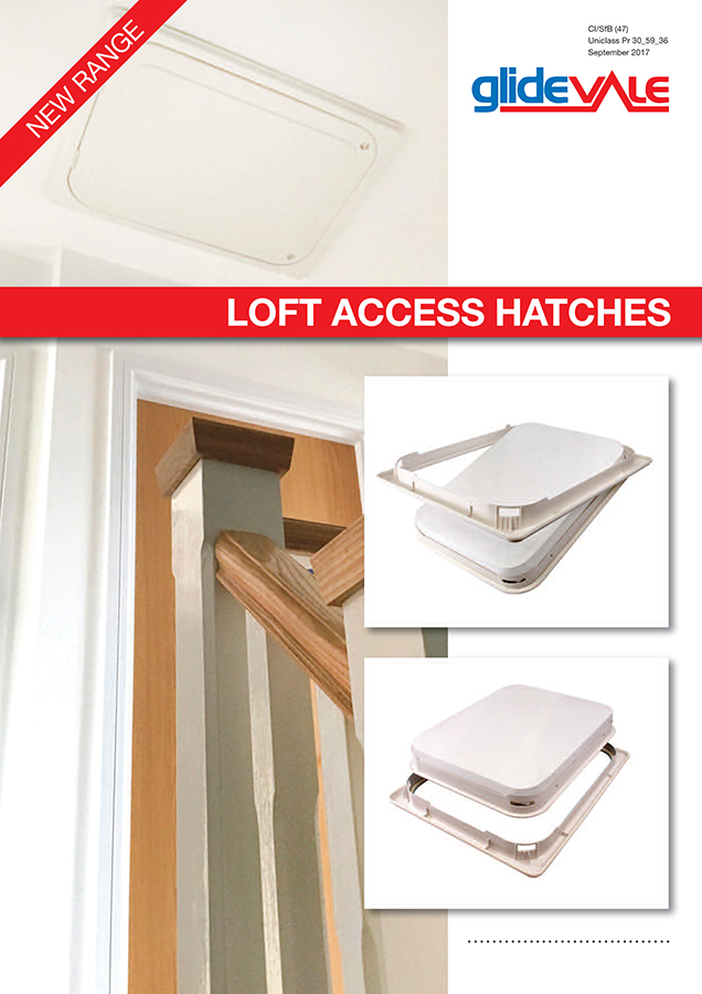 Glidevale Loft access hatches Brochure