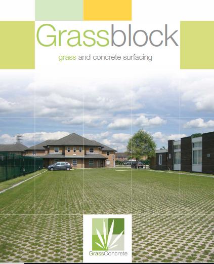Grassblock Brochure