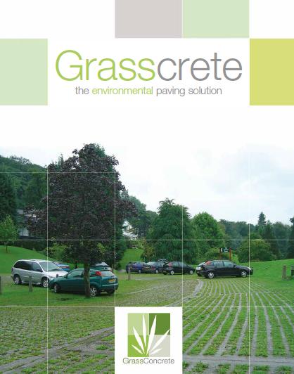 Grasscrete Brochure