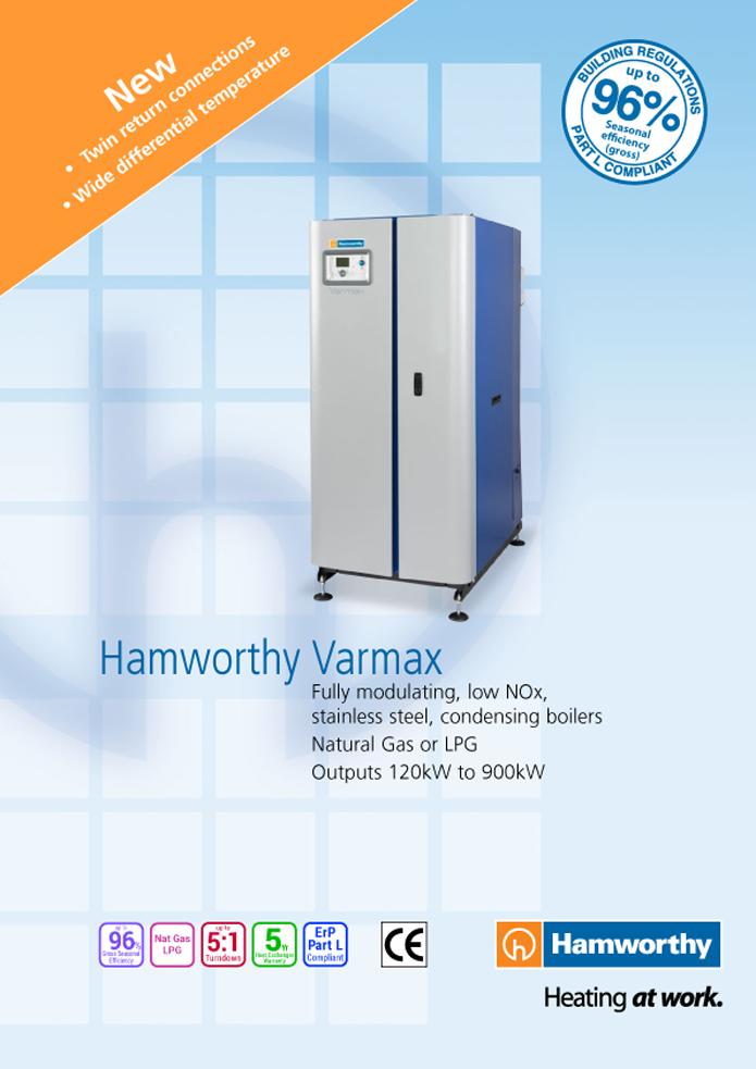 Hamworthy Varmax Brochure
