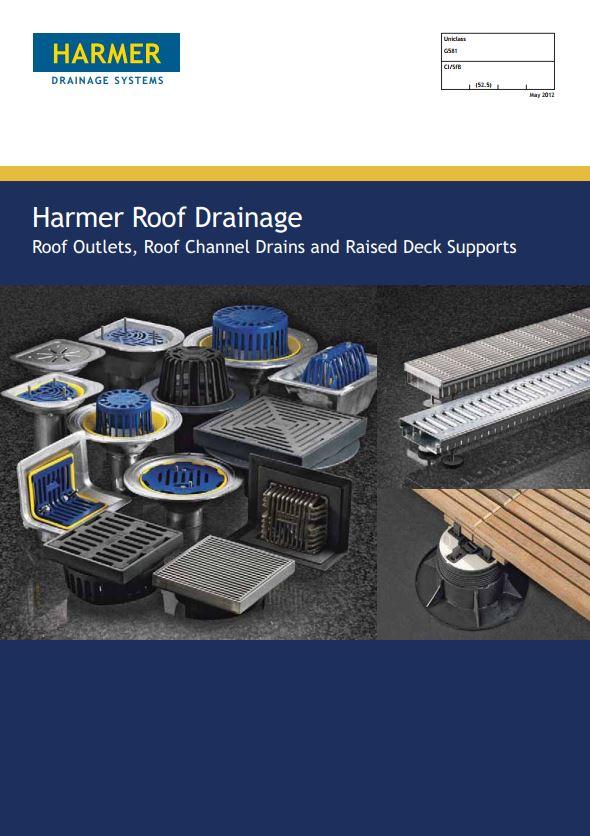 Harmer Roof Outlets Brochure 2012 Brochure