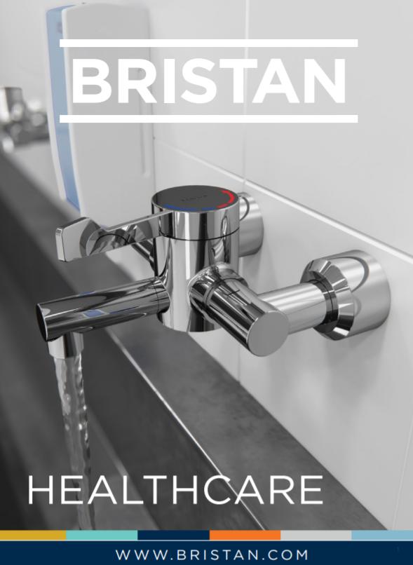 Bristan - Healthcare Brochure Brochure